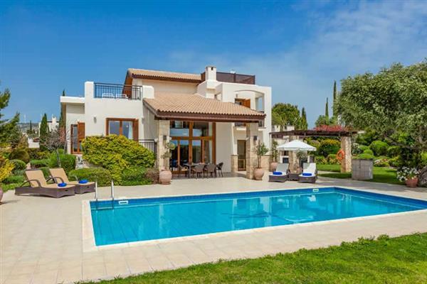 Villa Aphrodite Hills Superior 93 in Cyprus