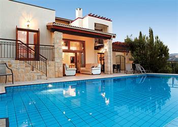Villa Aphrodite Hills Superior 95, Aphrodite Hills, Cyprus With Swimming Pool