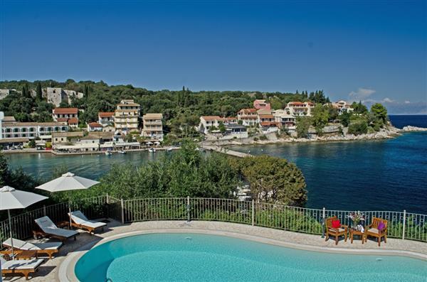 Villa Aphrodite in Ionian Islands