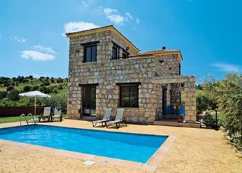 Villa Aphrodite, Argaka, Cyprus With Swimming Pool