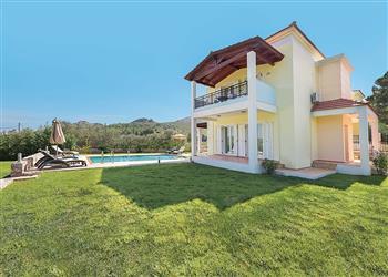 Villa Apollo in Rhodes