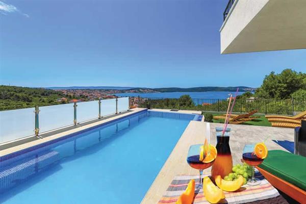 Villa Aqua View in Croatia