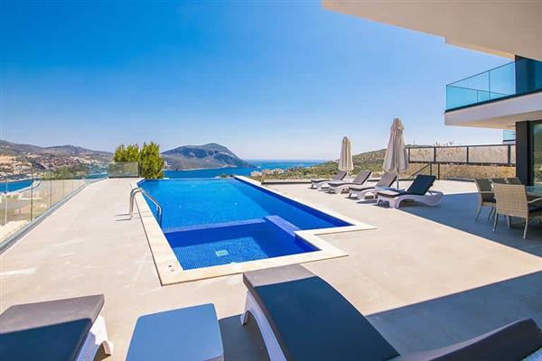 Villa Aquamarine in Turkey