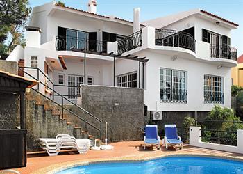 Villa Aquarela in Portugal