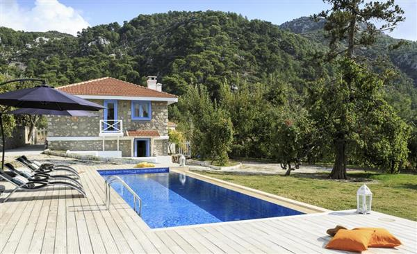 Villa Aralik in Kaş