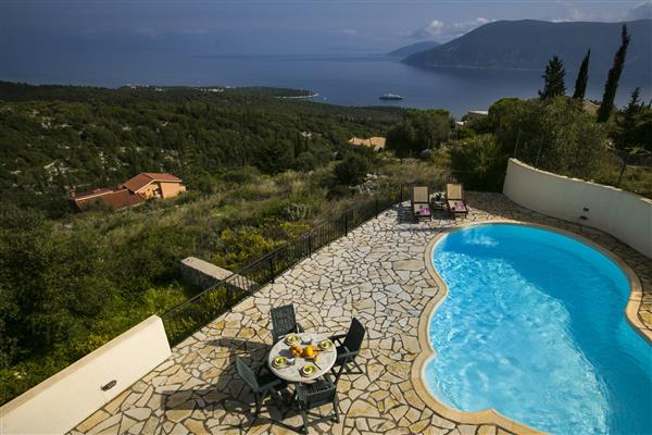 Villa Aramis in Ionian Islands