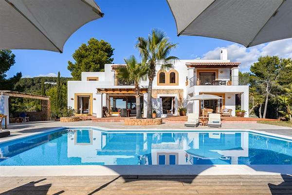 Villa Arcadia in Ibiza