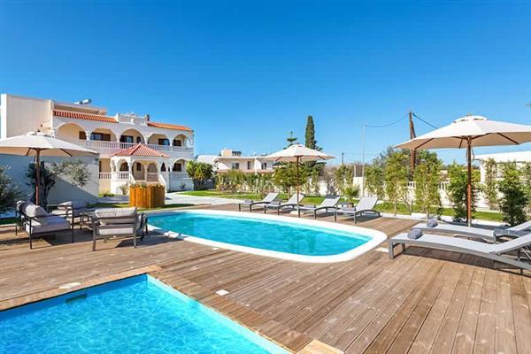 Villa Archangelos in Rhodes