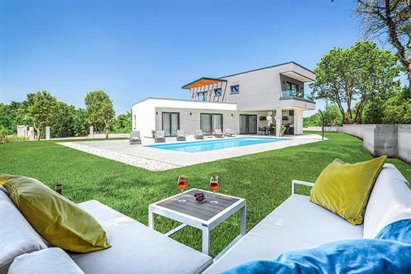 Villa Arcus in Croatia
