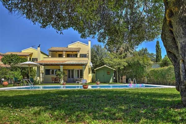 Villa Ares in Corfu