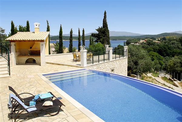 Villa Argiro in Ionian Islands