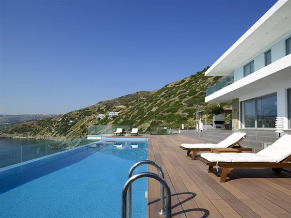 Villa Argo in Crete, Greece