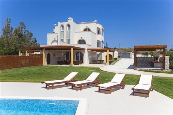 Villa Argon in Southern Aegean