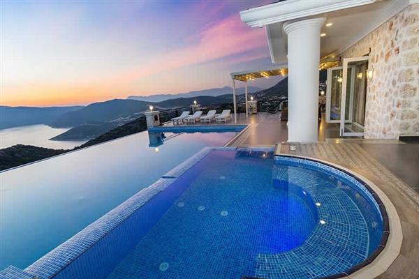 Villa Aria in Turkey