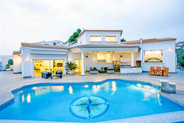 Villa Ariel in Alicante