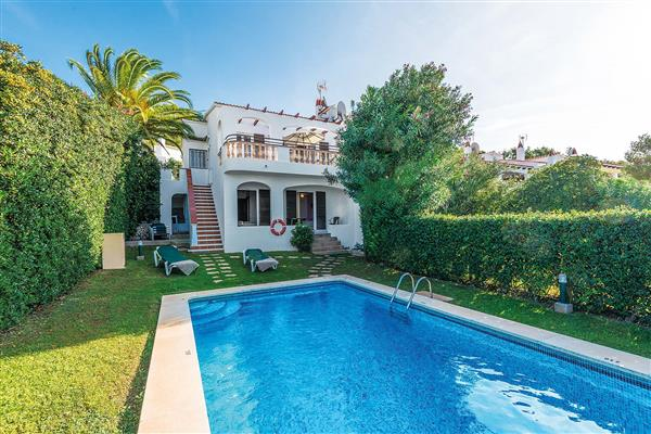 Villa Aries in Menorca
