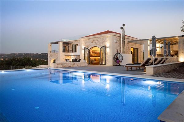 Villa Armenoi in Crete