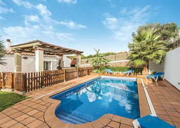 Villa Armonia in Menorca