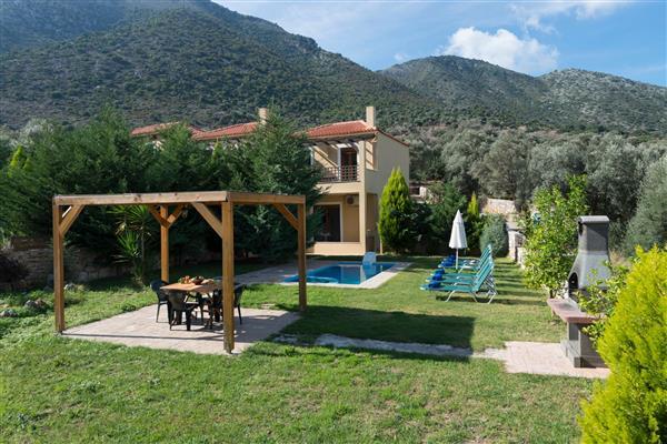 Villa Armonia in Crete