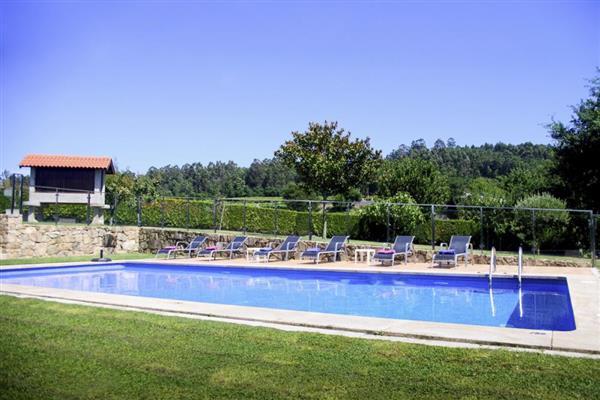 Villa Arousa in Pontevedra