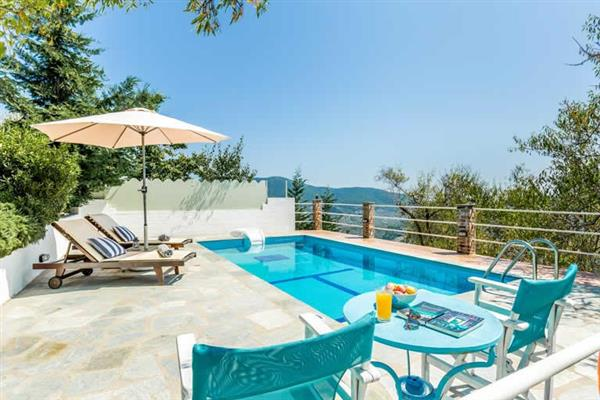 Villa Arpaki, Raches, Skopelos With Swimming Pool