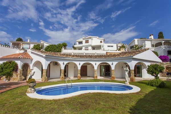 Villa Arroyo in Málaga