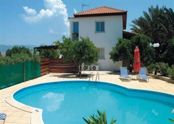 Villa Arsinoe Latchi Cyprus
