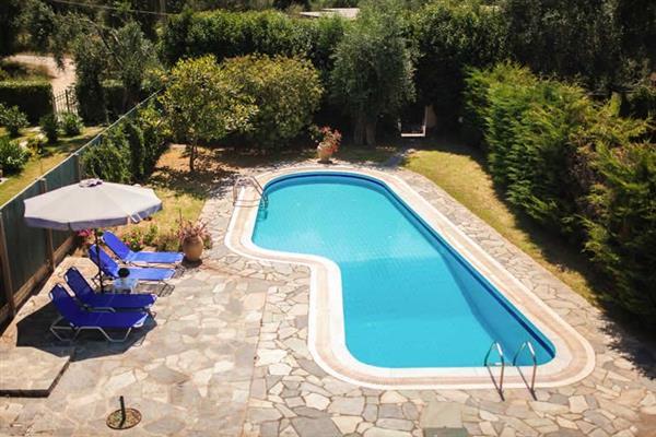 Villa Artemis, Agios Spyridonas, Corfu With Swimming Pool