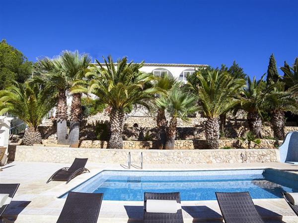 Villa Artemisia in Alicante