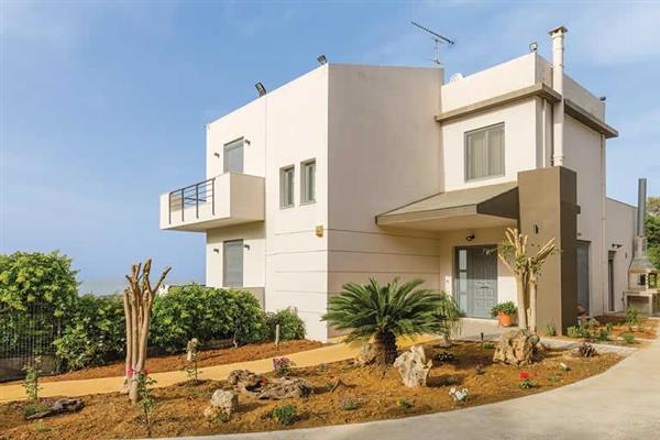 Villa Artist in Crete