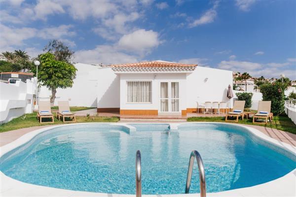 Villa Arya Deluxe in Santa Cruz de Tenerife