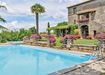 Villa Arzilla in Provincia di Viterbo