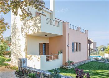 Villa Aspa in Crete