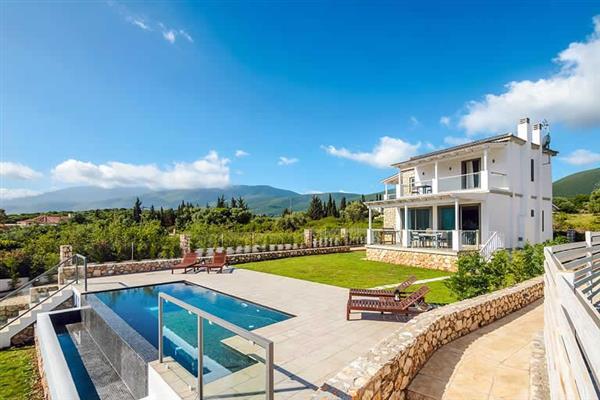 Villa Aspro in Kefalonia