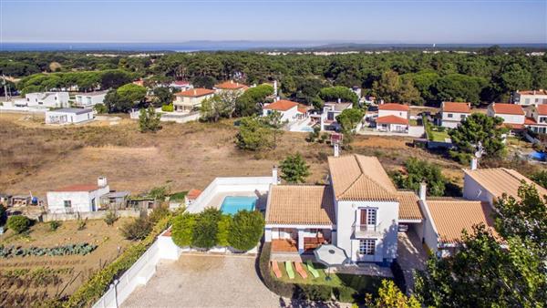 Villa Assuncao in Sesimbra