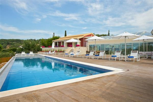 Villa Asteri in Ionian Islands