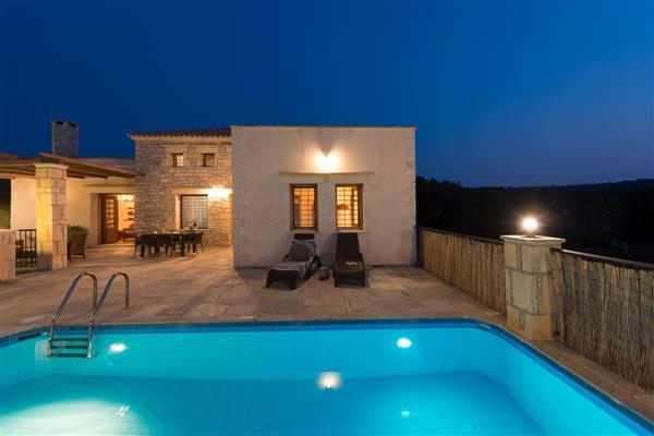 Villa Asterion in Crete