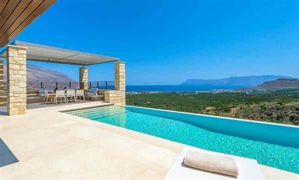 Villa Astraea in Crete