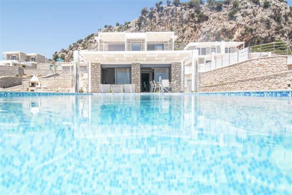 Villa Atavyria in Southern Aegean