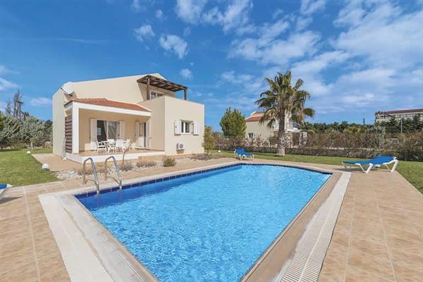 Villa Athena Classico in Rhodes