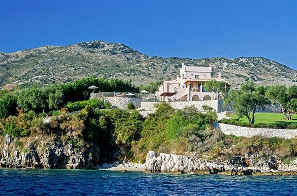 Villa Athina in Ionian Islands