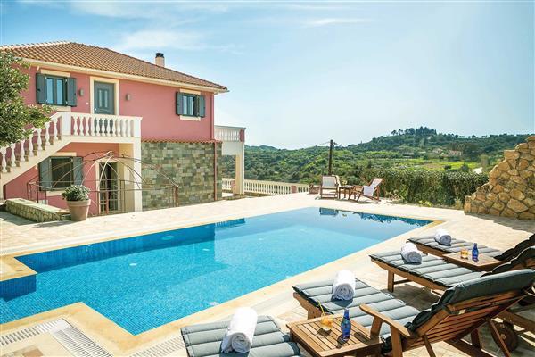 Villa Athinais from James Villas