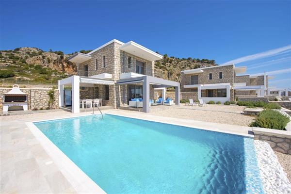 Villa Athiri in Southern Aegean