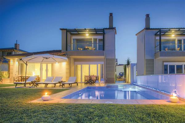 Villa Athos from James Villas