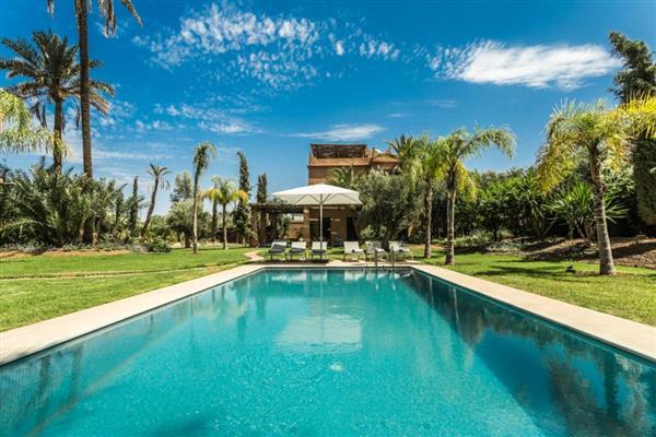 Villa Atlas in Marrakech, Morocco