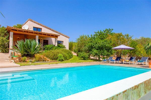 Villa Atrayento in Illes Balears