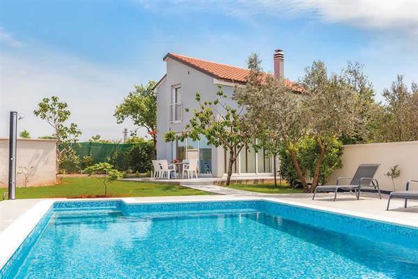 Villa Augustina in Croatia