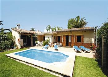 Villa Aumadrava den Riusech, Majorca
