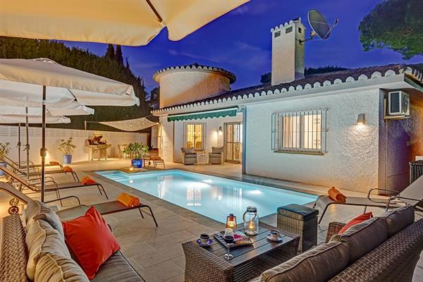 Villa Auspana in Spain