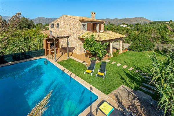 Villa Avinent from James Villas
